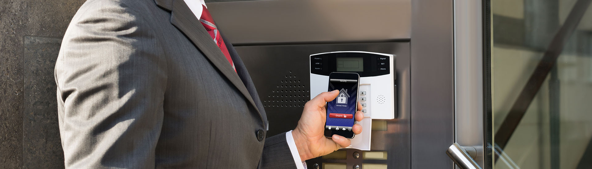 Alarm Systems in Brunswick GA, Hinesville GA, Pooler