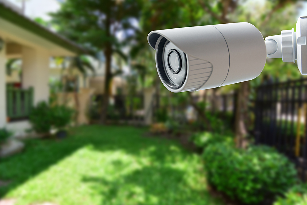 Security Cameras in Bluffton SC, North Charleston, Savannah GA, Statesboro GA